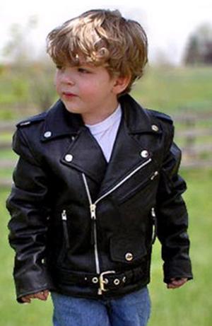 Kids Biker Jacket Mommy S Alright